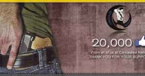 We've reached 20,000 likes because of you!