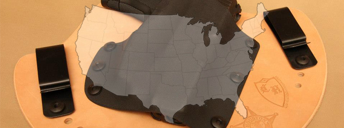 Template us map clevelands holster