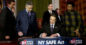 Appeals Court Says Most of NY SAFE Act OK, 7-Round Magazine Load Limit Ridiculous