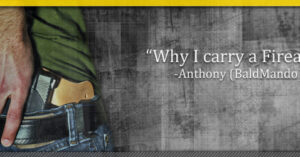 Why I Carry a Firearm…