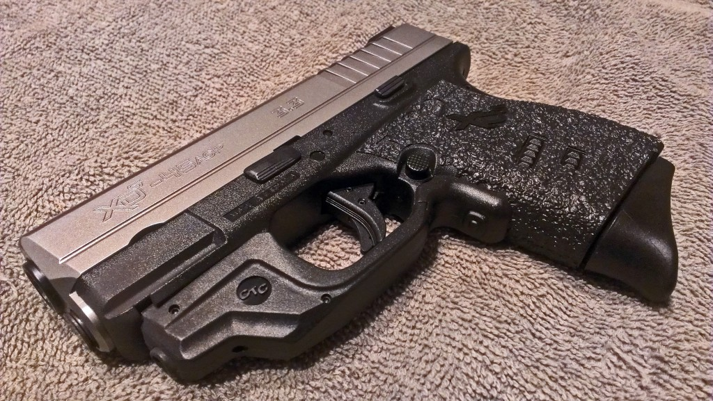 FIREARM REVIEW] Springfield XDs 45ACP Review for Concealed Carry ...