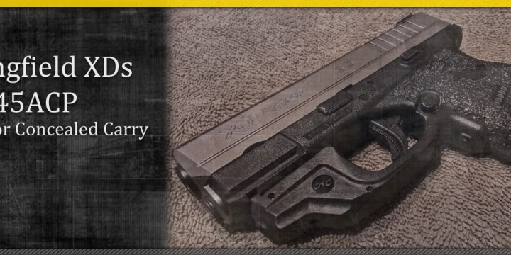 Template springfield xds review concealed carry
