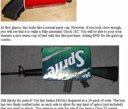 Funny Concealed Carry