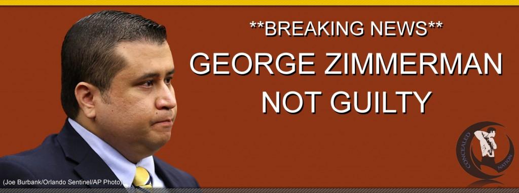 GEORGE-ZIMMERMAN-NOT GUILTY