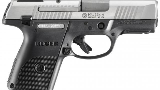 Ruger SR9c Pistol
