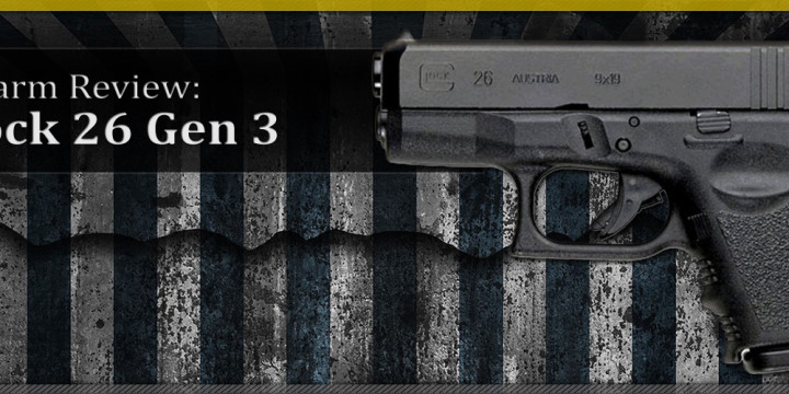 Template glock 26 review for concealed carry