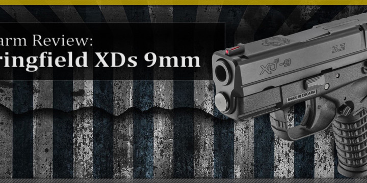 Template springfield xds 9mm review for concealed carry