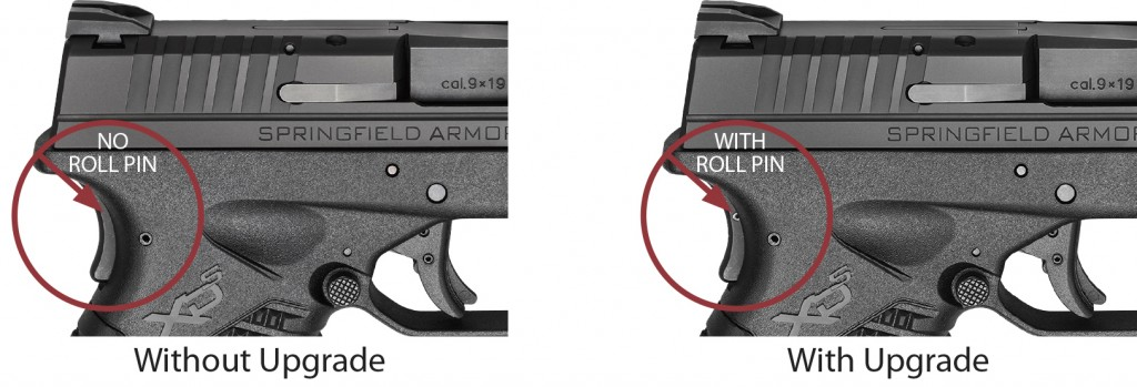 how to tell if safety is on on my gun