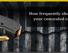 How often should you unload your concealed carry firearm magazine?