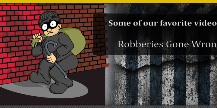 Template robberies gone wrong