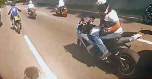 Motorcycle Gang Attack in NYC: What would you have done?
