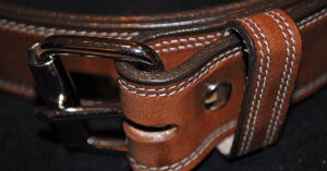 [PRODUCT REVIEW] Hanks Premier Double Leather English Bridle CCW Belt