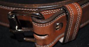 [PRODUCT REVIEW] Hanks Premier Double Leather English Bridle CCW Belt