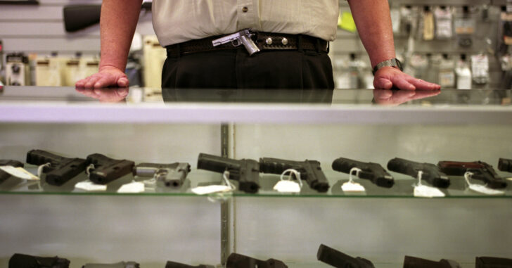 NJ Shuts Down NICS Background Check System For Undetermined Amount Of Time