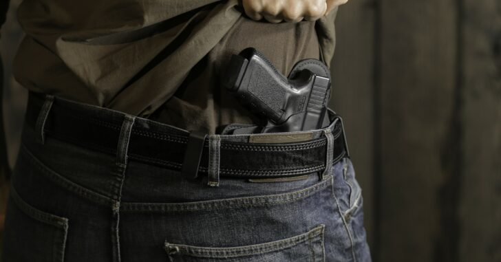 Proactive Situational Awareness for the Armed Citizen