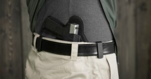 Tips For Starting Your Day; Concealed Carry Setup