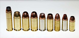 Which handgun caliber is the best and most effective?