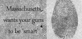 "Fingerprint ID ""Smart Guns"" proposed for all new guns sold in Massachusetts"