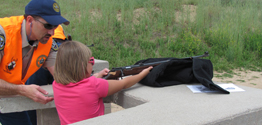 Children and Firearms: How to prevent firearm accidents in the home