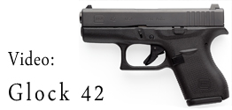 FIRST LOOK: Glock 42 Initial Thoughts and Impressions