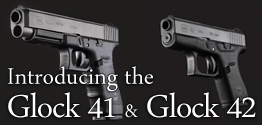 Introducing the Glock 42 and Glock 41