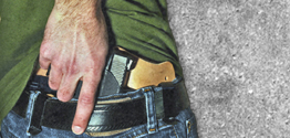 New estimates of Americans who carry concealed is up to 10 Million