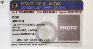5,000 Illinois Concealed Carry Permits are in the mail