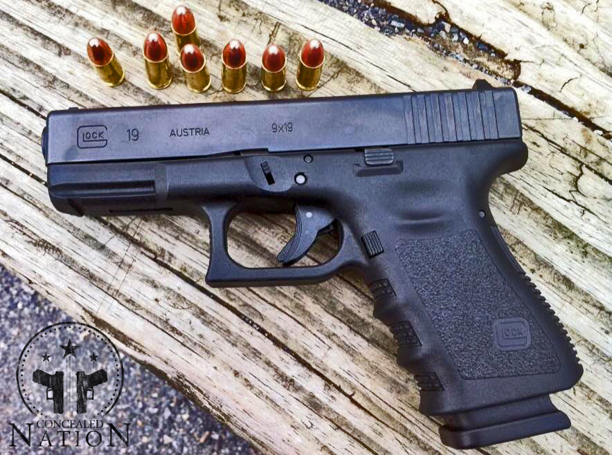 FIREARM REVIEW] Glock 19 Gen3 Review for Concealed Carry ...