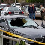 Shooter kills six people in Santa Barbra while driving around in his BMW