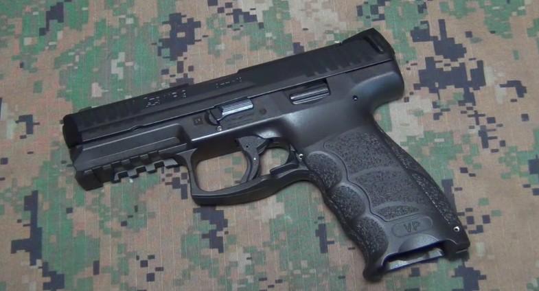 Firearm Review Heckler Koch Hk Vp9 Review Concealed Nation