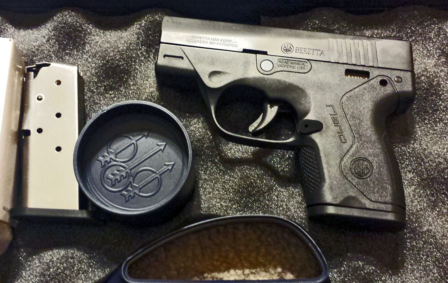 [FIREARM REVIEW] Beretta Nano 9mm Review for Concealed Carry