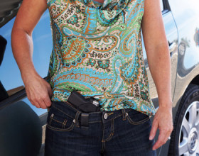 Concealed Carry for Women during the Summer Months