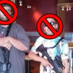 The NRA gives their stance on Open Carry Demonstrations in businesses