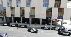 Hotel guest in San Antonio shot and killed after trying to force his way into another room