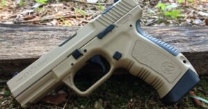 [FIREARM REVIEW] Canik 55 TP-9 9mm Pistol Review