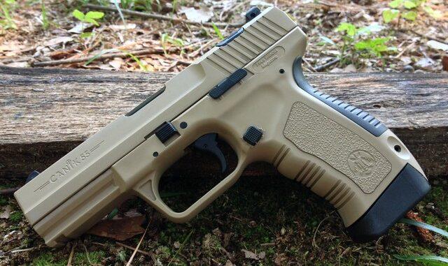 [FIREARM REVIEW] Canik 55 TP-9 9mm Pistol Review