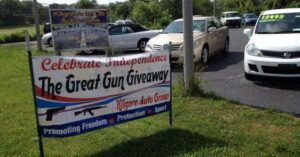 Ohio Car Dealer: Buy A Car, Get A Gun