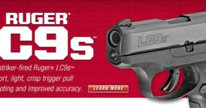 Ruger Announces The New LC9s Striker-Fired Pistol