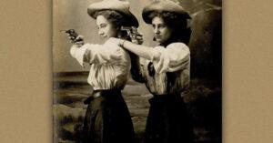 Increasing Number of Women Emerge as Gun Owners