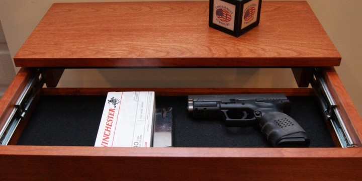 Guy Has Found Success With Awesome Concealment Furniture Business