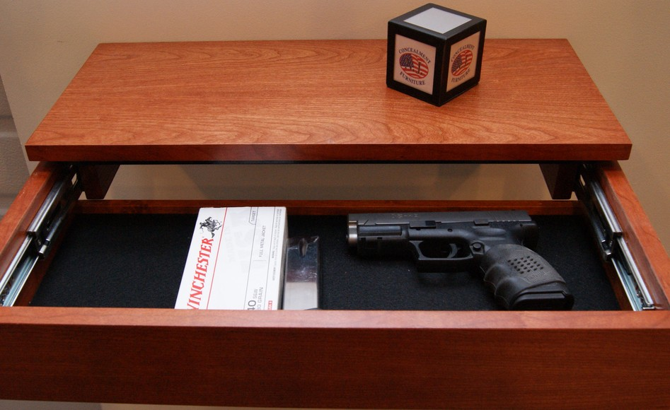 Guy Has Found Success With Awesome Concealment Furniture