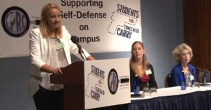 Young Woman Who Was Stalked For Four Years Speaks Out About Campus Carry