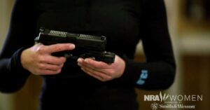 Tatiana Whitlock: Using A Mounted Light For Home Defense