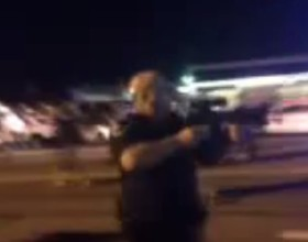 "Ferguson Officer To Unarmed Crowd While Pointing Rifle At Them: ""I Will F***ing Kill You"""