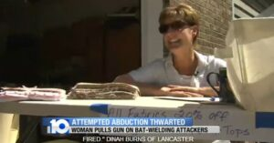 CCW IN ACTION: Ohio Woman Wasn't Abducted Thanks To Her Concealed Carry Firearm