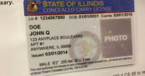 Illinois Concealed Carry Laws Are Now A Year Old; Authorities Pleased So Far