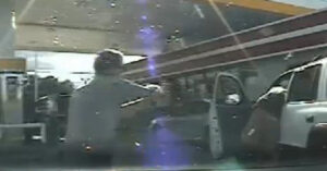 [VIDEO] Warning: Graphic; Man Shot By Police After Being Asked To Get His Drivers License