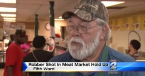 Houston Meat Market Manager Shoots Suspected Robber