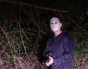[VIDEO] Halloween Is Coming, And That Means Idiots And Their Gun Pranks