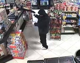 Convenience Store Owner Takes Down Armed Robber After He Threatened His Sister